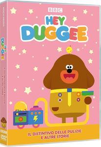 Film Hey Duggee. Il distintivo delle pulizie (DVD) Grant Orchard