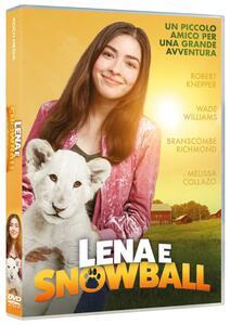 Film Lena e Snowball (DVD) Brian Herzlinger