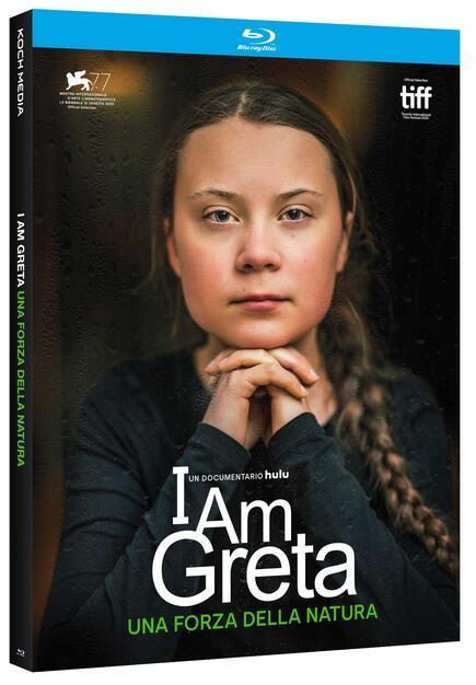 I am Greta (Blu-ray) - Blu-ray - Film di Nathan Grossman Documentario | IBS