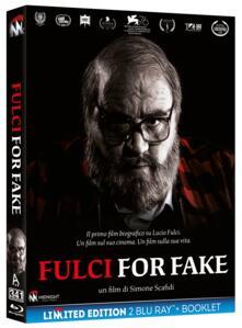 Fulci for Fake (2 Blu-ray) di Simone Scafidi - Blu-ray