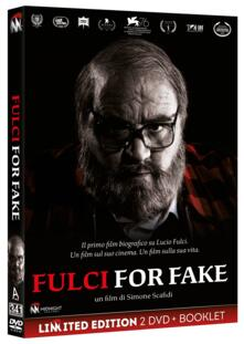 Fulci for Fake (2 DVD) di Simone Scafidi - DVD