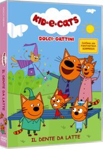 Film Kid-E-Cats. Dolci gattini. Il dente da latte (DVD) Dmitry Vysotsky