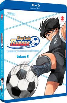 Captain Tsubasa vol.2 (2 Blu-ray) di Toshiyuki Kato - Blu-ray
