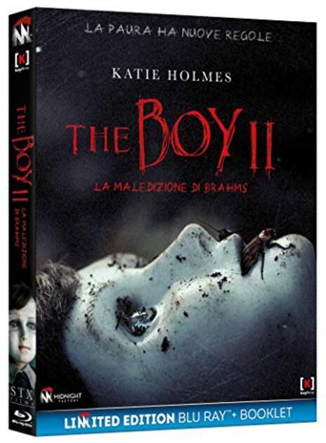 The Boy. La maledizione di Brahms (Blu-ray) di William Brent Bell - Blu-ray