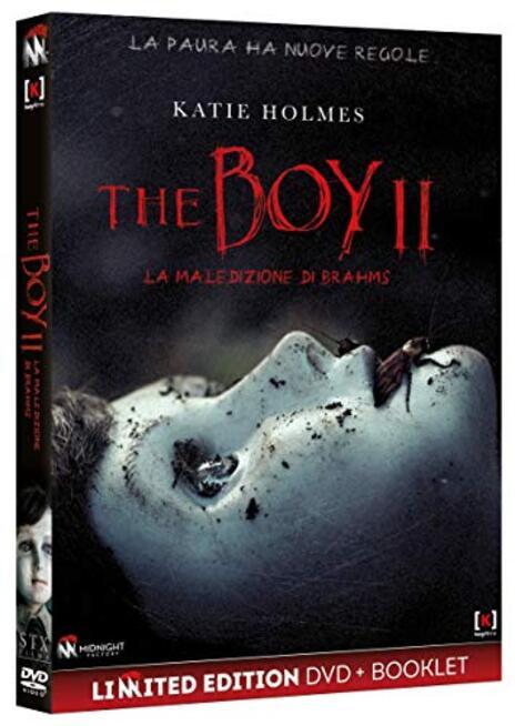The Boy. La maledizione di Brahms (DVD) di William Brent Bell - DVD