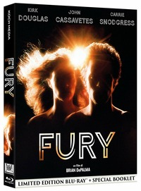 Cover Dvd The Fury (Blu-ray)