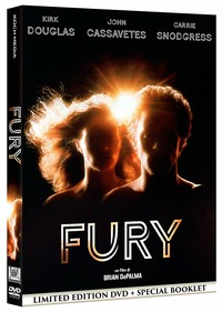 Cover Dvd The Fury (DVD)