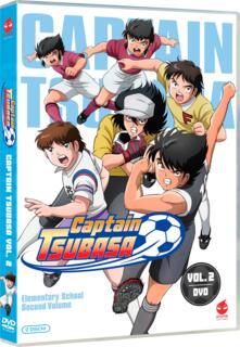 Captain Tsubasa vol.2 (2 DVD) di Toshiyuki Kato - DVD