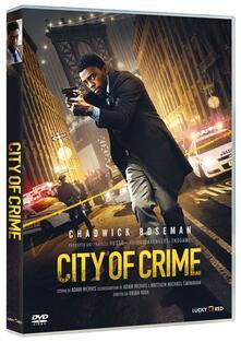 City of Crime (DVD) di Brian Kirk - DVD