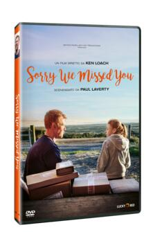 Sorry We Missed You (DVD) di Ken Loach - DVD