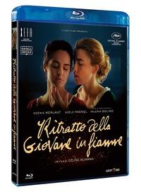 Cover Dvd Ritratto della giovane in fiamme (Blu-ray)