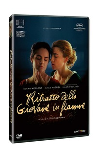 Cover Dvd Ritratto della giovane in fiamme (DVD)