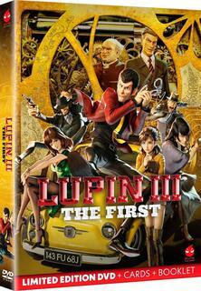 Film Lupin III. The First (DVD) Takashi Yamazaki
