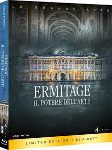 Ermitage. Il potere dell'arte (Blu-ray) di Michele Mally - Blu-ray