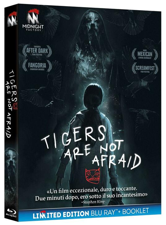 Tigers Are Not Afraid (Blu-ray) di Issa López - Blu-ray