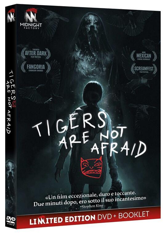Tigers Are Not Afraid (DVD) di Issa López - DVD