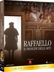 Raffaello. Il principe delle arti (Blu-ray) di Luca Viotto - Blu-ray