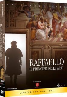 Raffaello. Il principe delle arti (DVD) di Luca Viotto - DVD