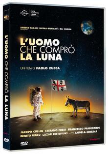 L' uomo che comprò la Luna (DVD) di Paolo Zucca - DVD