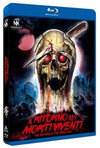 Cover Dvd Il ritorno dei morti viventi (Blu-ray)