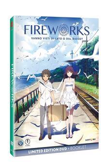 Fireworks (DVD) di Akiyuki Shinbo,Nobuyuki Takeuchi - DVD
