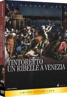 Tintoretto. Un ribelle a Venezia (DVD) di Giuseppe Domingo Romano - DVD