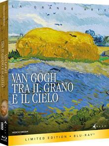 Van Gogh. Tra il grano e i cielo (Blu-ray) di Giovanni Piscaglia - Blu-ray