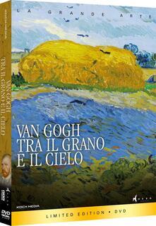 Van Gogh. Tra il grano e i cielo (DVD) di Giovanni Piscaglia - DVD