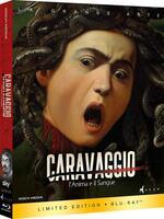 Caravaggio. L'anima e il sangue (Blu-ray)