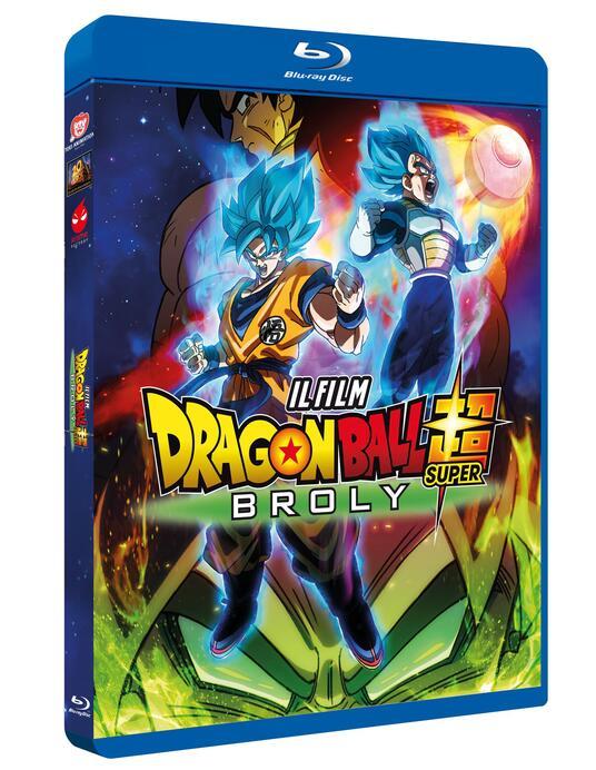 Dragon Ball Super: Broly. Il Film. Standard Edition (Blu-ray) di Tatsuya Nagamine - Blu-ray