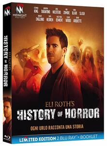 Eli Roth's History of Horror (2 Blu-ray) di Kurt Sayenga - Blu-ray
