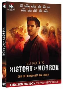 Eli Roth's History of Horror (3 DVD) di Kurt Sayenga - DVD