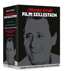Alberto Sordi Film Collection (Blu-ray + Blu-ray Ultra HD 4K)