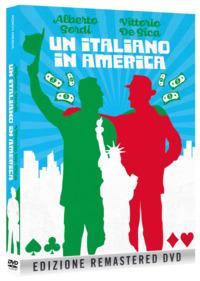 Cover Dvd Un italiano in America (DVD)
