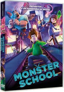 Film Monster School (DVD) Leopoldo Aguilar