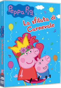 Film Peppa Pig. La sfilata di carnevale (DVD) Mark Baker Neville Astley