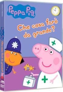 Film Peppa Pig. Che cosa farò da grande? (DVD) Mark Baker Neville Astley