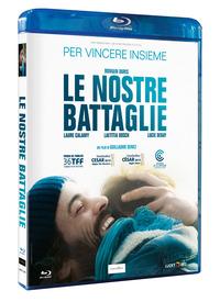 Cover Dvd Le nostre battaglie (Blu-ray)