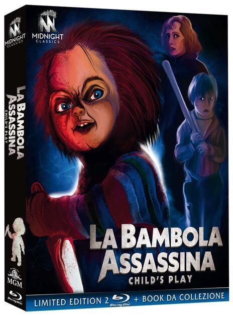 La bambola assassina (1988). Limited Edition (2 Blu-ray) di Tom Holland - Blu-ray