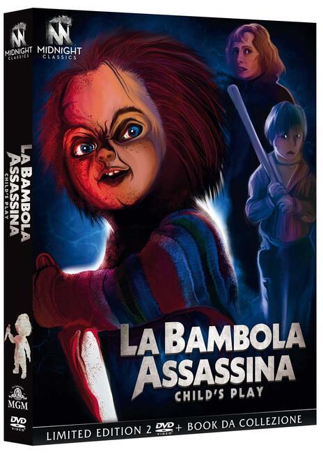 La bambola assassina (1988). Limited Edition (2 DVD) di Tom Holland - DVD