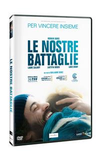 Cover Dvd Le nostre battaglie (DVD)