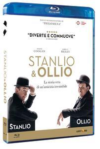 Stanlio e Ollio (Blu-ray) di Jon S. Baird - Blu-ray