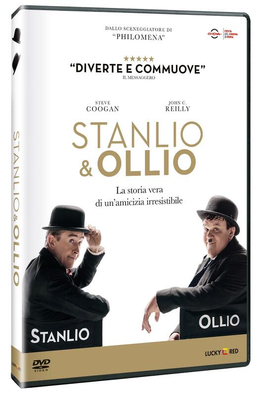 Stanlio e Ollio (DVD) di Jon S. Baird - DVD