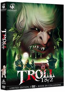 Troll 1-2 (3 DVD) di John Carl Buechler,Claudio Fragasso