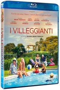 Cover Dvd I villeggianti (Blu-ray)