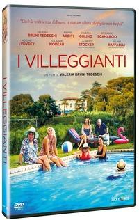Cover Dvd I villeggianti (DVD)