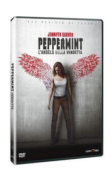 Peppermint. L'angelo della vendetta (DVD) di Pierre Moral - DVD