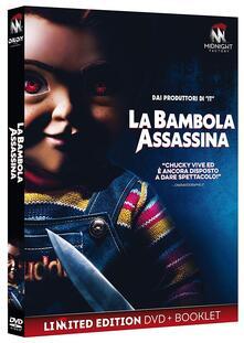La bambola assassina (2019) (DVD) di Lars Klevberg - DVD