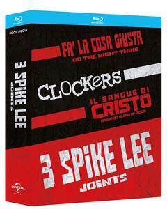 Spike Lee Collection (3 Blu-ray) di Spike Lee