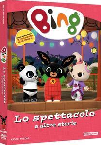 Bing. Lo spettacolo e altre storie (DVD) - DVD